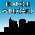 Triangle Wine Card