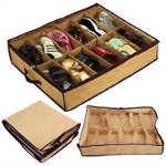 """Shoes Under"" Storage- $13 with Free Shipping"