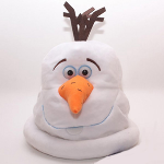 Frozen Inspired Olaf Plush Hat - $15.50 with FREE Shipping!