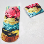 Two Pairs of Kids Printed Ankle Socks - $12 with FREE Shipping!
